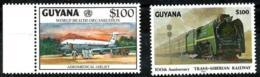 Guyana Nº 2600-2810 En Nuevo - Guyana (1966-...)