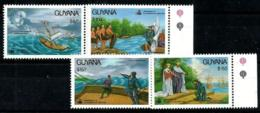 Guyana Nº 2619/22 En Nuevo - Guyana (1966-...)