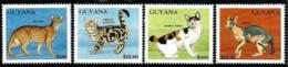 Guyana Nº 2722/25 En Nuevo - Guyana (1966-...)