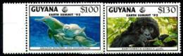 Guyana Nº 2813/14 En Nuevo - Guyana (1966-...)