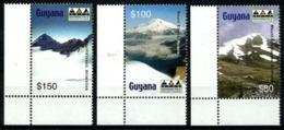 Guyana Nº 5511A/B En Nuevo - Guyana (1966-...)