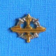 1 PIN'S //   ** INSIGNE DU CERTIFICAT D'APTITUDE Ä LA NAVIGATION SOUS-MARINE / SOUS-MARINIER ** - Militaria