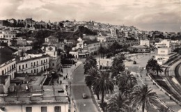 TANGER - AVENUE D'ESPAGNE ~ AN OLD POSTCARD #99335 - Tanger