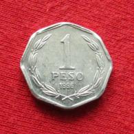 Chile 1 Peso 1996 KM# 231 Lt 474 Chili - Chili