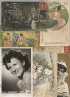 """Bon Lot De + 1800 Cpa Env Dont Cpsm Petit Format Type Petites Cartes Et """" Drouille """" Régionalisme Et Quelques Fantaisies - Postkaarten"""