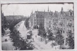 Amsterdam Bilderdijkstraat B.d. De Clercqstraat Tram Torens Kerk De Liefde # 1908   1212 - Amsterdam