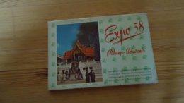 Album Souvenir Expo 58 - Obj. 'Remember Of'