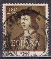 DO15157 SPANJE GESTEMPELD YVERT NR 830 ZIE SCAN - 1931-Aujourd'hui: II. République - ....Juan Carlos I