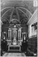 Interieur De L'eglise Du Grand Saint Bernard - VS Valais