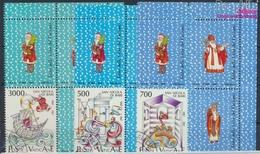 Vatikanstadt 934-936 (kompl.Ausgabe) Gestempelt 1987 Reliquien (9361597 - Vaticano (Ciudad Del)
