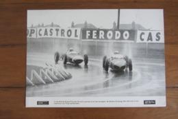 Photo Course Automobile Année 60 International Racing Photographs Grand Prix - Fotos