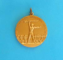 YUGOSLAVIA PEOPLE'S ARMY (JNA) - Beautifull Gold Plated Medal In Original Packaging By Bertoni * Yougoslavie Jugoslawien - Medallas Y Condecoraciones