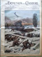 La Domenica Del Corriere 6 Marzo 1932 Battaglia Shangai Cina Giappone Maternità - Autres