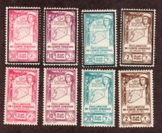 Syrie PA N°97/104 N* TB Cote 32 Euros !!! - Airmail