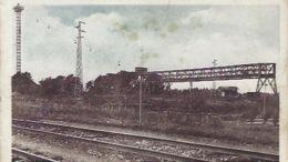 Lourches Près Lille Le Pylône De Déversement Des Mines De Douchy - France