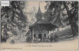 Chapelle Des Mayens De Sion - VS Valais