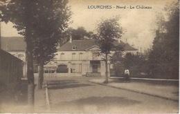 Lourches Près Lille Le Château - France