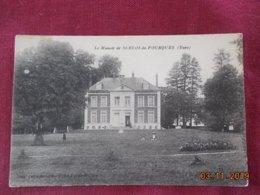 CPA - Saint-Eloi-de-Fourques - Le Manoir - Francia