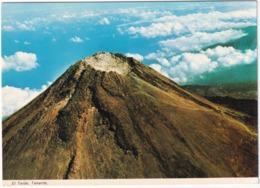 Tenerife : Vista Aérea Del Crater Del Teide, 3.716 M. - (Islas Canarias) - Tenerife