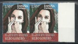 ESPAÑA 2019 - Silbo Gomero ** - 2011-... Unused Stamps