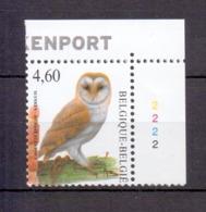 3983PL2 Buzin Kerkuil Plaat N° 2 Postfris** 2010 - 1985-.. Birds (Buzin)