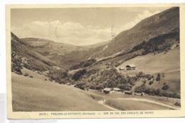 LE REPOSOIR C/ Scionzier - PRALONG - Vue Du Col Des Chalets De ROMME - Altri Comuni