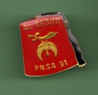 AL BEDOO PNSA 91 ***  2004 (12) - Pin's