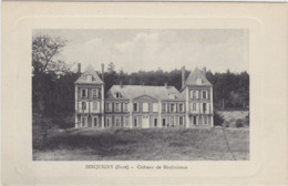 SERQUIGNY CHATEAU DE MAUBUISSON - Serquigny