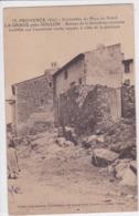 83 LA GARDE Près TOULON ,généalogie Personne Décrivant Le Village Avec L'église Ou S'est Marié Mariel , Mme Mathieu - La Garde