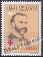 Bosnia Hercegovina - Bosnie 1998 Yvert 281, Fight Against Tuberculosis, Red Cross - MNH - Bosnie-Herzegovine
