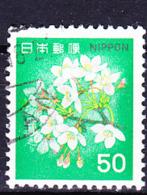 Japan - Kirschblüten (MiNr:1443) 1980 - Gest Used Obl - 1926-89 Emperor Hirohito (Showa Era)