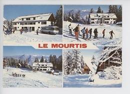 Boutx : Le Mourtis - Châlet Des Cheminots Et Téléski Des Sources (multivues) Autocar - France