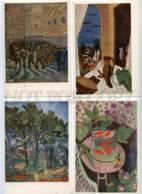 178426 RUSSIA Set 20 Cards MODERN In MOSCOW Izogiz 1935 Year - Illustrators & Photographers