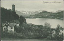 Schrotturm Am Wörthersee, Kärnten, 1910 - Frank AK - Klagenfurt