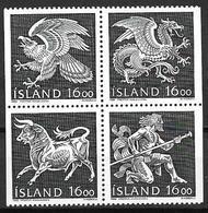 Islande 1988 N° 637/640 Neufs Armoiries - Nuovi