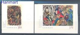 Canada 2010 Mi 2702-2703 MNH ( ZS1 CND2702-2703 ) - Künste