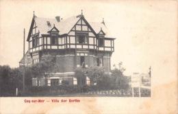 België West-Vlaanderen De Haan  Villa Ker Berthe   M 764 - De Haan