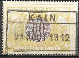 C0.77: KAIN: TR39 - Chemins De Fer