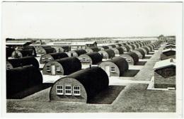 Volkel, Afd.Mariniers. Nissenhutten. - Paesi Bassi