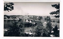 SC-1980  SAVONLINNA : Kyrönsalmen Silta - Finland
