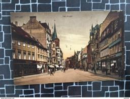Erfurt, Der Anger, Strassenpartie, Geschäfte ( 333) - Erfurt