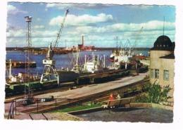 SC-1985  KOTKA : Satama - Finland