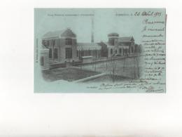 Les Ateliers..Ecole Nationale Professionnelle D'Armentières En 1903...Voir Scan. - Armentieres