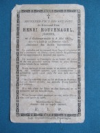 DP Henri Hoevenagel Godewaerdsvelde Lille Jesuite - Devotion Images
