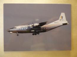 MYANMAR AIR FORCE   SHAANXI Y-8D     5817 - 1946-....: Era Moderna