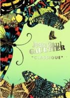 "Grande Carte Glacée Jean-Paul GAULTIER  ""CLASSIQUE"" SUMMER FRAGRANCE - Perfume Card USA 2003 - Modern (from 1961)"