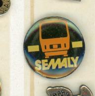 N# - PIN'S:  SEMALY - Trasporti