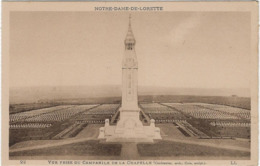62   Notre Dame De Lorette   Vue Prise Du   Campanile De La  Chapelle - Other Municipalities