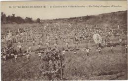 62   Notre Dame De Lorette  Le Cimetiere De La Vallee De  Souchez - Sonstige Gemeinden