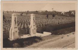 62   Notre Dame De Lorette  Le Cimetiere Francais De La Targette - Sonstige Gemeinden